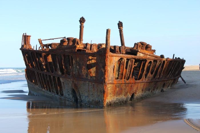 Fraser Boat Wrecks